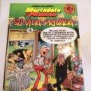 Cómics: MORTADELO Y FILEMON - SU VIDA PRIVADA - 40 ANIVERSARIO- TAPA DURA- F IBAÑEZ - EDICIONES B 1998. Lote 60371263