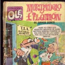 Cómics: MORTADELO Y FILEMON. Lote 60790611