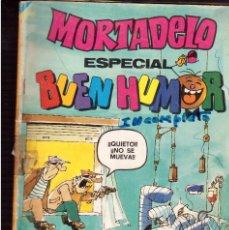 Cómics: MORTADELO Y FILEMON. Lote 60790983