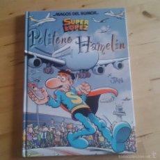 Cómics: MAGOS DEL HUMOR 114 - SUPER LOPEZ - POLITONO HAMELIN. Lote 61129595