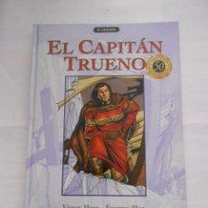 Cómics: EL CAPITAN TRUENO. TOMO Nº 4. VICTOR MORA - FUENTES MAN. ARM09. Lote 61186359
