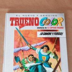 Cómics: EL NUEVO Y GENUINO TRUENO COLOR Nº 1 - ED B 2009 GRÁN FORMATO - COMO NUEVO - CAPITÁN. Lote 61445331