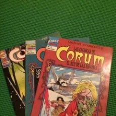 Cómics: CORUM NºS 9 11 Y 13 - POSIBILIDAD DE NÚMEROS SUELTOS. Lote 61659244