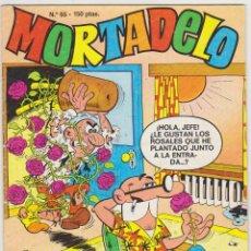 Comics: MORTADELO Nº 65. B.. Lote 61666800