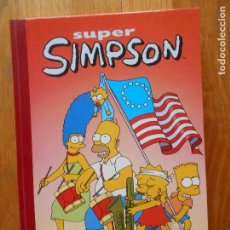Cómics: SUPER SIMPSON, EDICIONES B, NUMERO 4 , 1 EDICION. Lote 61950964