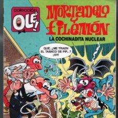 Comics: MORTADELO Y FILEMON, OLE Nº 3 50M. 147, LA COCHINADITA NUCLEAR, CON PEPE GOTERA Y OTILIO. Lote 62104032