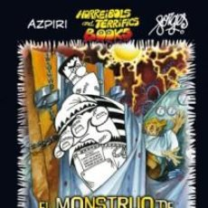 Cómics: CÓMICS. EL MONSTRUO DE FRANKENSTEIN - ALFONSO AZPIRI/ANTONIO FRAGUAS (FORGES) (CARTONÉ). Lote 248732325