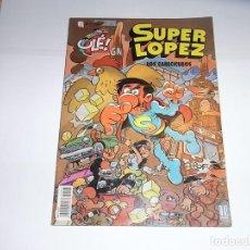 Cómics: SUPER LOPEZ, SUPER LOPEZ LOS CABECICUBOS, 7. Lote 62684040