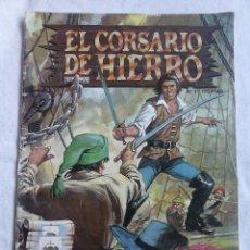 Cómics: EL CORSARIO DE HIERRO. LA MANO AZUL. EDICIONES B. Lote 62913744