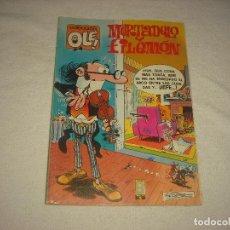 Comics: OLE . MORTADELO Y FILEMON N° 64 . EDICIONES B 1989. Lote 62972380