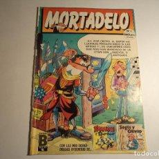 Cómics: MORTADELO. Nº 3. EDICIONES B. PROCEDE DE RETAPADO. (M-33). Lote 62994616