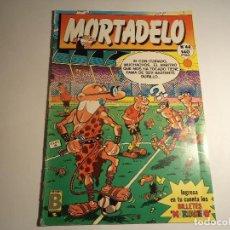 Cómics: MORTADELO. Nº 44. EDICIONES B. PROCEDE DE RETAPADO. (M-33). Lote 62994868
