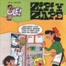 Cómics: ZIPI Y ZAPE - COLECCIÓN OLÉ Nº 19 - ESCOBAR - EDICIONES B - AÑO 1994.. Lote 63124760