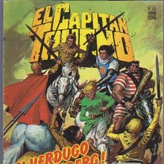 Cómics: EL CAPITAN TRUENO - Nº 123 - EL VERDUGO DE LANDSBERG - EDICION HISTORICA & EDICIONES B. Lote 63165680