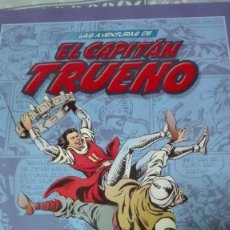 Cómics: VOLUMEN 1 DEL CAPITAN TRUENO DE PLANETA DEAGOSTINI AÑO 2003 CON DIEZ AVENTURAS. Lote 63412680