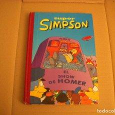 Cómics - SUPER SIMPSON Nº 6, TAPA DURA, EDICIONES B - 63416952