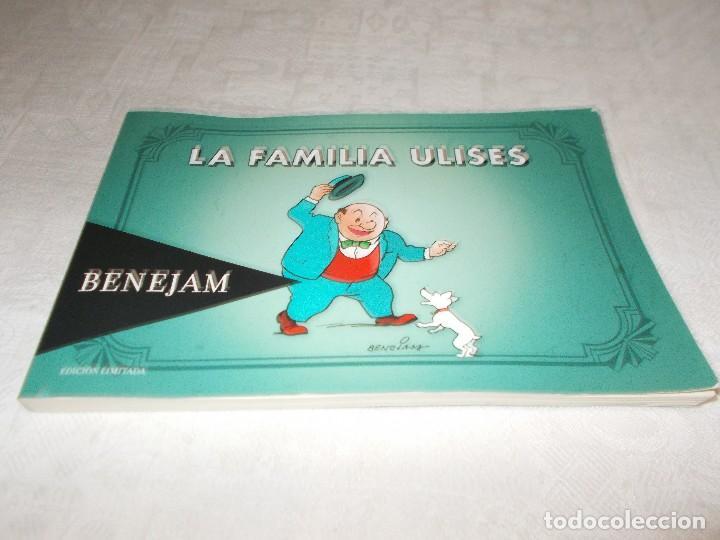 LA FAMILIA ULISES EDICIÓN LIMITADA (Tebeos y Comics - Ediciones B - Clásicos Españoles)