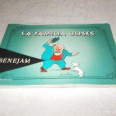 Cómics: LA FAMILIA ULISES EDICIÓN LIMITADA. Lote 63656131