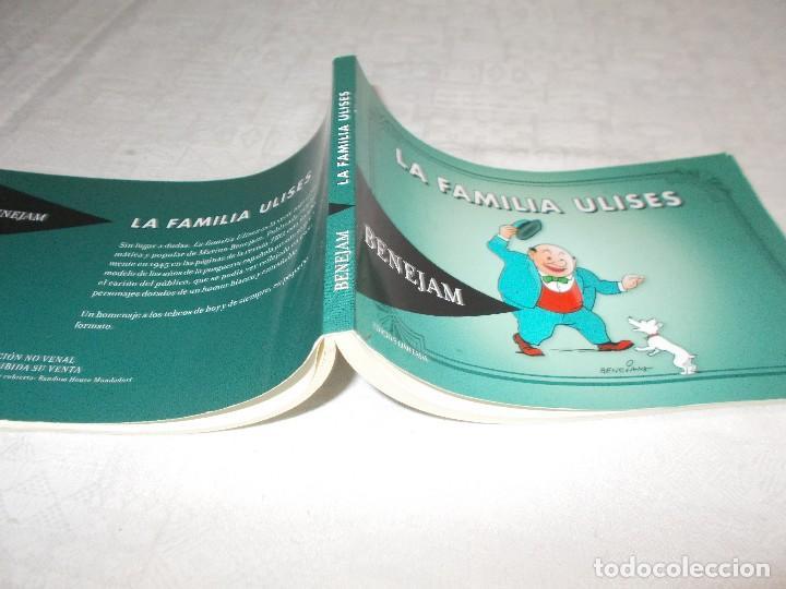 Cómics: LA FAMILIA ULISES Edición Limitada - Foto 2 - 63656131