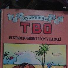 Cómics: TBO EDICIONES B. Lote 63781745