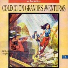 Cómics: T10A LA CAPITANA DEL YUCATÁN EKL COMICS GRANDES AVENTURAS, EL PERIODICO, EDICIONES B, COLECCIÓN ANTI. Lote 209931052