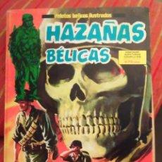 Cómics: RELATOS BELICOS ILUSTRADOS HAZAÑAS BELICAS - G4 EDICIONES. Lote 194280390