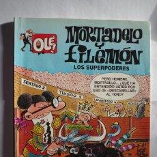 Cómics: MORTADELO Y FILEMON - OLE Nº 14 - EDICIONES B - AÑO 1993. Lote 64650279