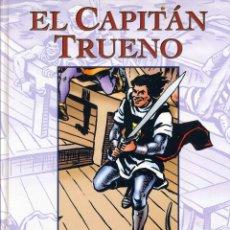 Cómics: EL CAPITAN TRUENO Nº 5. VICTOR MORA-FUENTES MAN-AMBROS. 1ª EDICION 2001. EDICIONES B. Lote 64712363