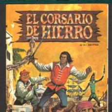 Cómics: TEBEOS-COMICS CANDY - CORSARIO DE HIERRO - Nº 51 - AMBROS - *AA99. Lote 64713423