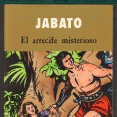 Cómics: TEBEOS-COMICS CANDY - EL JABATO - Nº EL ARRECIFE MISTERIOSO - DARNIS - *AA99. Lote 64713663