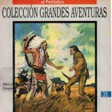 Cómics: T10A BÚFALO BILL EKL COMICS GRANDES AVENTURAS, EL PERIODICO, EDICIONES B, COLECCIÓN ANTIGUAS JOYAS L. Lote 64789491
