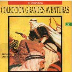 Cómics: T10A LAWRENCE DE ARABIA EKL COMICS GRANDES AVENTURAS, EL PERIODICO, EDICIONES B, COLECCIÓN ANTIGUAS. Lote 64826543
