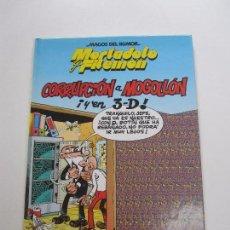 Cómics: MORTADELO Y FILEMON CORRUPCION A MOGOLLON: MAGOS DEL HUMOR Nº 59 EDICIONES B E7. Lote 65757098