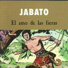 Cómics: EL JABATO - EL AMO DE LAS FIERAS - EDICIONES B. Lote 66199998