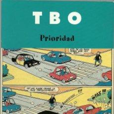 Cómics: T B O Nº 759 - PRIORIDAD - EDICIONES B. Lote 66308490