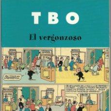 Cómics: T B O Nº 536 - EL VERGONZOSO - EDICIONES B. Lote 66308738