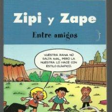 Cómics: ZIPI Y ZAPE - ENTRE AMIGOS - EDICIONES B. Lote 66774198