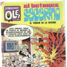 Cómics: EL BOTONES SACARINO Nº 132 - L.14 - EDICIONES B 1ª EDICION JULIO 1989. Lote 66778502