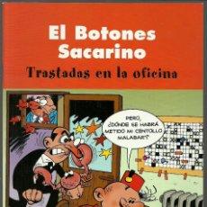 Cómics: EL BOTONES SACARINO - TRASTADAS EN LA OFICINA - EDICIONES B. Lote 66778918