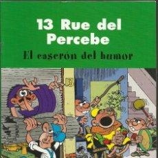 Cómics: 13 RUE DEL PERCEBE - EL CASERON DEL HUMOR - EDICIONES B. Lote 66807230