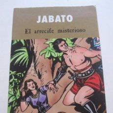 Cómics: JABATO - EL ARRECIFE MISTERIOSO EDICIONES B 2003 C76. Lote 66831510