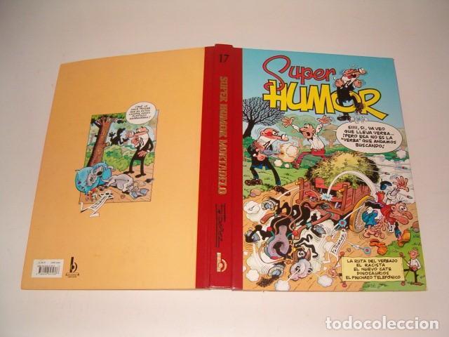 FRANCISCO IBAÑEZ, SÚPER HUMOR Nº 17. RMT77459. (Tebeos y Comics - Ediciones B - Humor)