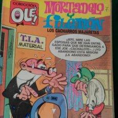 Cómics: MORTADELO Y FILEMON Nº 104 M 60 - EDICIONES B 1ª EDICIÓN ABRIL 1988 - COLECCION OLÉ!. Lote 66904718
