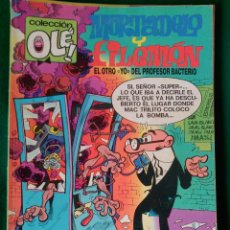 Cómics: MORTADELO Y FILEMON Nº 102 M 58 - EDICIONES B 1ª EDICIÓN ABRIL 1988 - COLECCION OLÉ!. Lote 66904966