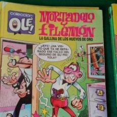 Cómics: MORTADELO Y FILEMON Nº 126 M.79 - EDICIONES B 1ª EDICIÓN AGOSTO 1988 - COLECCION OLÉ!. Lote 67032538