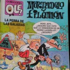 Cómics: MORTADELO Y FILEMON Nº 333 M.90 - EDICIONES B 1ª EDICIÓN OCTUBRE 1988 - COLECCION OLÉ!. Lote 67033558