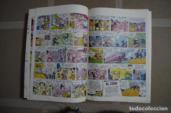 Cómics: MORTADELO Y FILEMON Nº 138 - M.8 HURACAN DE CARCAJADAS - OLE - EDICIONES B - AÑO 1991 - Foto 3 - 64651163