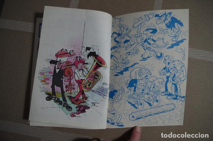 Cómics: MORTADELO Y FILEMON Nº 138 - M.8 HURACAN DE CARCAJADAS - OLE - EDICIONES B - AÑO 1991 - Foto 5 - 64651163
