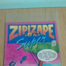 Cómics: ZIPIZAPE SUPER ZIPI Y ZAPE Nº 1. EDICIONES B 1987.. Lote 67493309