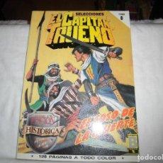Cómics: EL CAPITAN TRUENO EDICION HISTORICA TOMO 8 CON LOS NUMEROS 29/30/31/ Y 32. Lote 68133385